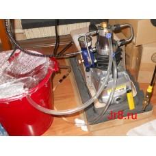 компрессор E-4 на 300 атмосфер электрический 1.8кВт