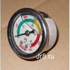 манометр с глицериновым наполнением 400 атм, M10x1
