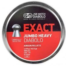 JSB Exact Jumbo Heavy 5,52mm 1,175g
