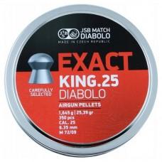 JSB Exact King 6,35mm 1,645g
