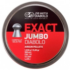 JSB Exact Jumbo 5,52mm 1,03g